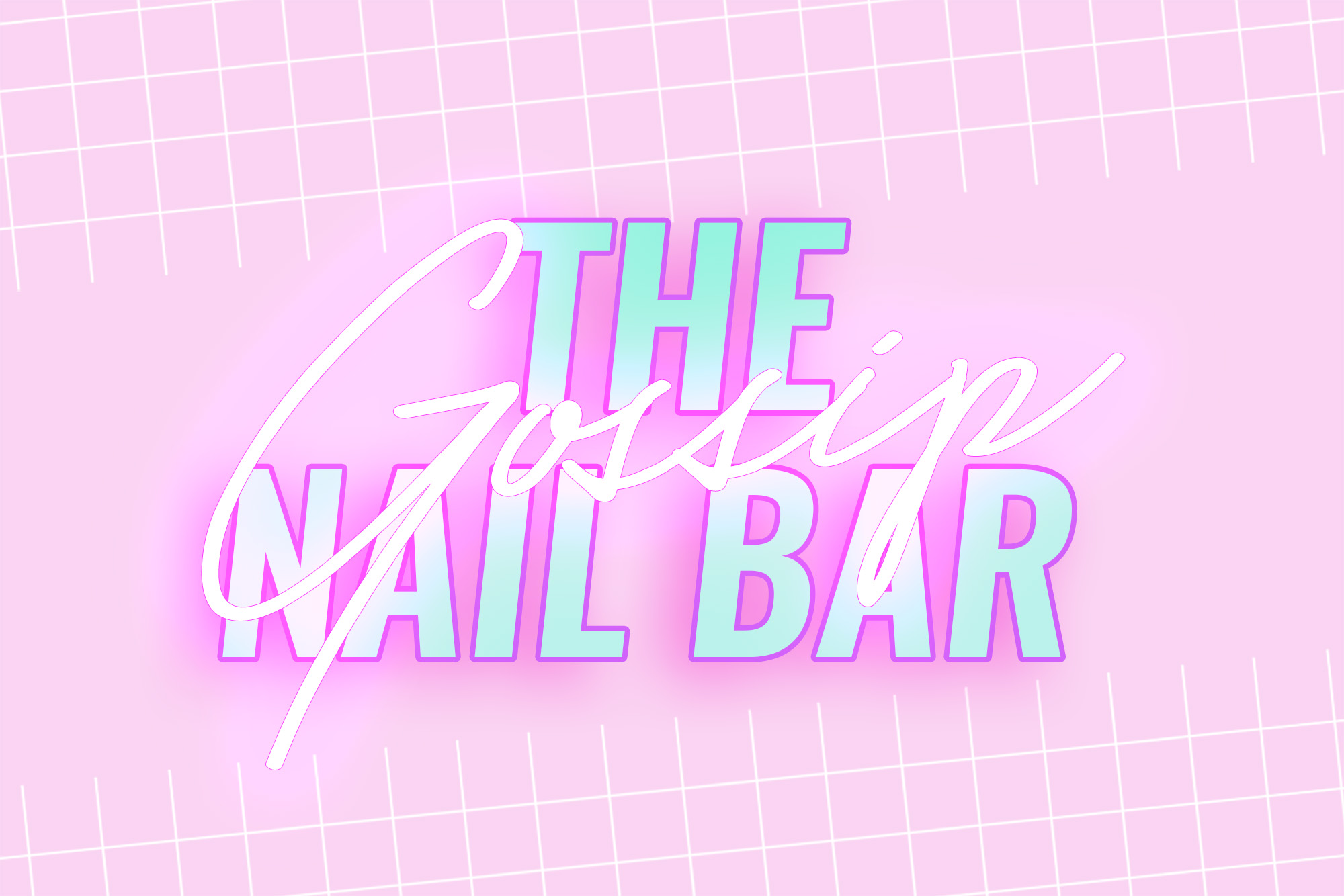 The Gossip Nail Bar Logo